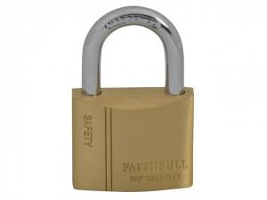 Brass Padlocks  FAIPLB40