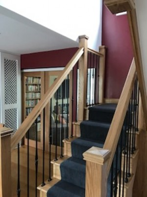 Pear Stairs - Fairview Staircase (675)