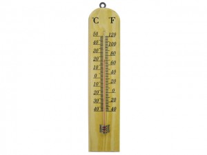 Wall Thermometer  FAITHWOODSM