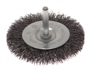 Circular Brushes, Steel Wire  FAIWBS50C