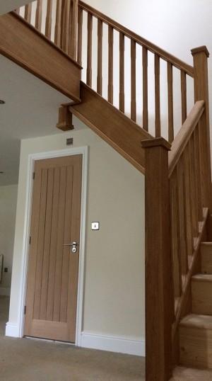 Pear Stairs - Farleigh Staircase (728)