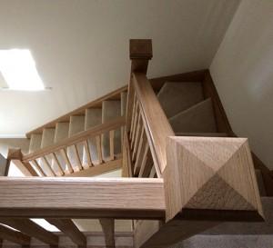 Pear Stairs - Farleigh Winder Staircase (741)