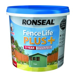 Ronseal 5 Year Fence Life Plus