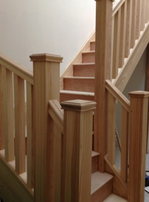 Pear Stairs - Flagstone Staircase (590)