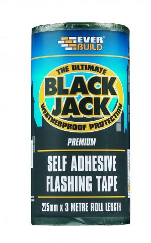 SikaEverbuild Black Jack Flashing DIY