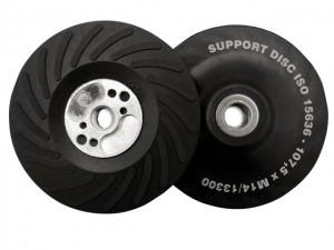 Angle Grinder Pads, Turbo Black Hard  FLE11723