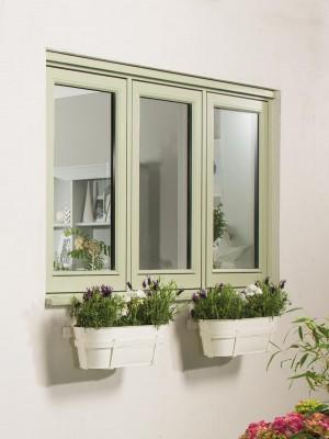 JELDWEN Elegance Flush Casement Windows