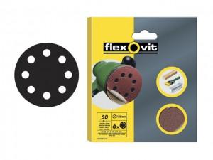 Hook & Loop Sanding Discs 115mm  FLV26386