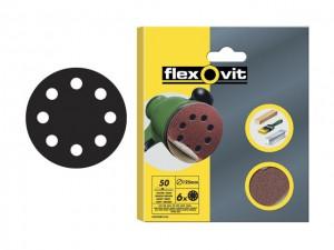Hook & Loop Sanding Discs 125mm  FLV26387