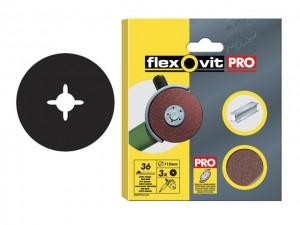 Aluminium Oxide Fibre Discs 125mm  FLV27536