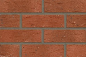 Forterra Clumber Red Selected 65mm Facing Bricks [HANCRED65FB] - Priced per 1000
