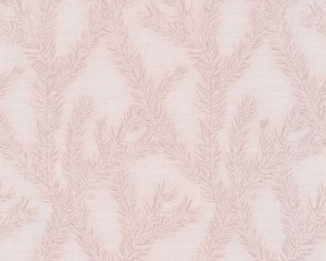 A S Creation Wallpaper - Four Seasons Leaf Pink