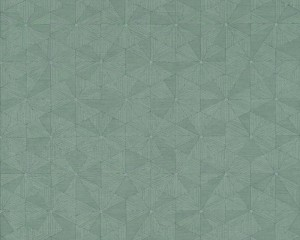 A S Creation Wallpaper - Four Seasons Triangle Sage