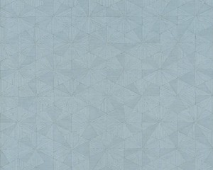 A S Creation Wallpaper - Four Seasons Triangle Soft Green