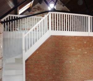 Pear Stairs - Fox Barn Staircase (502)