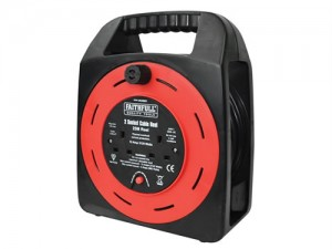 Easy Reel Cable Reels, 2 Socket  FPPCR25MER