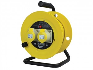Cable Reels, 110 Volt 16 Amp  FPPCR25ML