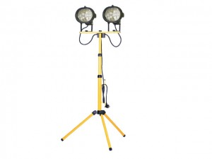 Twin Tripod Site Lights  FPPSL1000CT