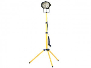 Single Tripod Site Lights  FPPSL500CT