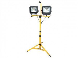 LED Twin Tripod Site Lights  FPPSLLED60T