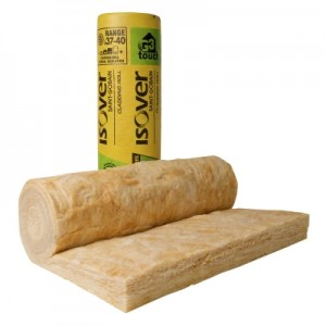 INSULATION - ISOVER Frame Roll 40 140mm 1.14 x6.5M [7.41Pk]
