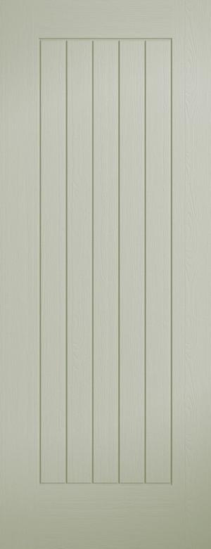 "LPD - External Door - French Sage Embossed Norfolk 1981 x 762 (30"")  EMBNORFRS30"