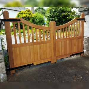 DENBIGH TIMBER - The Gisburn Gate