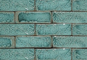 Imperial Brick Glazed Brick Tiles - Amazonite