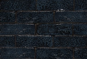 Imperial Brick Glazed Brick Tiles - Onyx