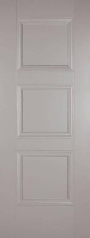 """LPD - Fire Door - Grey Amsterdam 1981 x 686 (27"""")  AMSGREFC27"""
