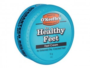 O Keeffes Healthy Feet Foot Cream 91g Jar - UGRGOKHF