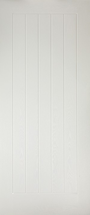 "LPD - External Door - GRP Mexicano White 1981 x 838 (33"")  GRPMEXWHI33"