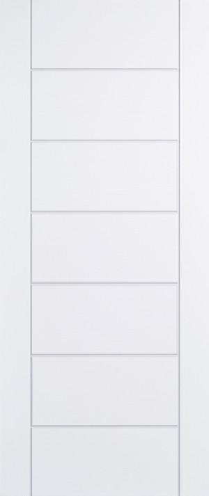 "LPD - External Door - GRP Modica White 1981 x 838 (33"")  GRPMODWHI33"