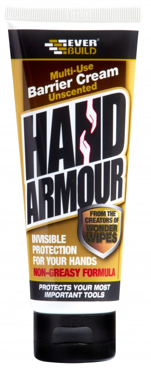 SikaEverbuild Hand Armour Barrier Cream 100ml White [SIKHAND01]