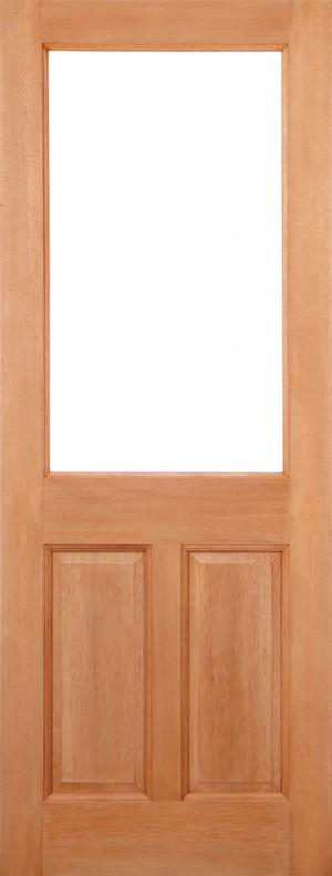 "LPD - External Door - Hardwood 2XG 2P M&T 1981 x 762 (30"")  MTXG30"