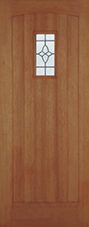 "LPD - External Door - Hardwood Cottage Glazed 1L 1981 x 762 (30"")  MTCOTTG30"