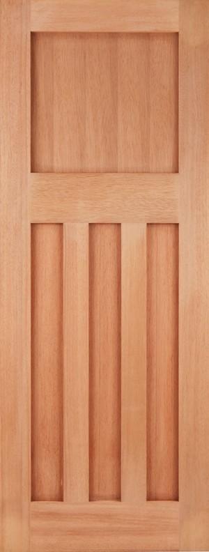 """LPD - External Door - Hardwood DX30 Style 1981 x 762 (30"""")  MTDX30"""