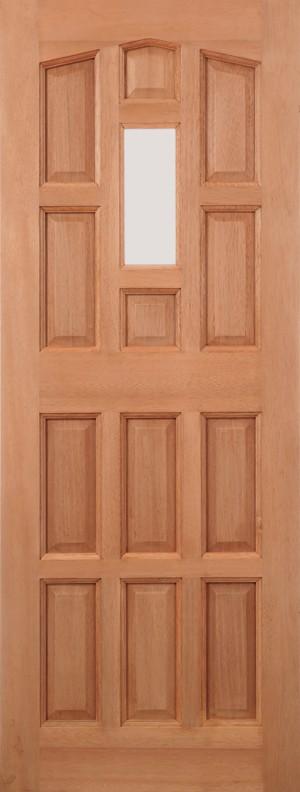 """LPD - External Door - Hardwood Elizabethan Dowelled 1981 x 762 (30"""")  LIZ303"""