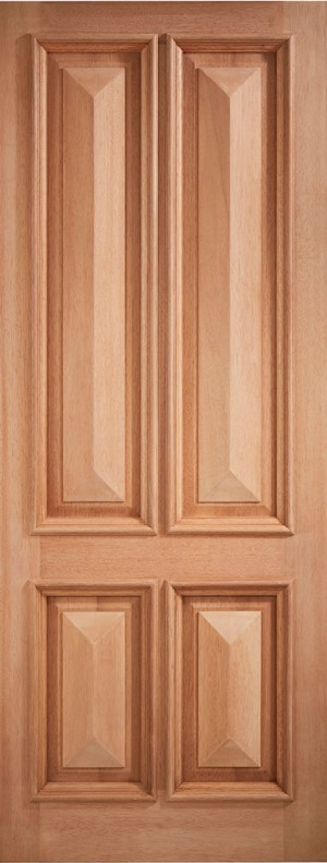 "LPD - External Door - Hardwood Islington 1981 x 762 (30"")  MTISL4P30"
