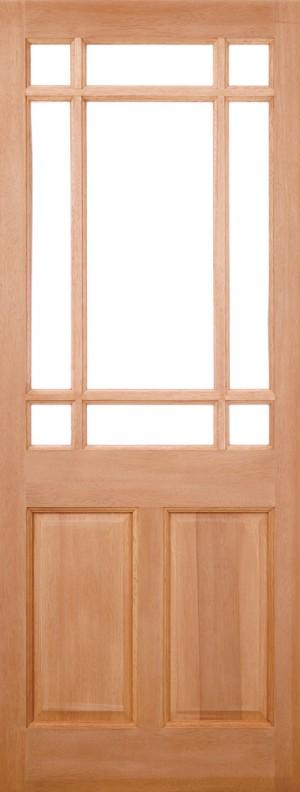 """LPD - External Door - Hardwood Warwick M&T 1981 x 762 (30"""")  MTWAR30"""