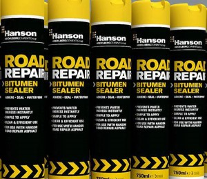 Road Repair Bitumen Sealer 750ml  HCCRRBIT750