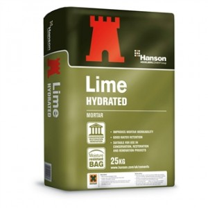 HANSON Lime Hydrated -25Kg