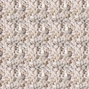 HANSON White Spar -Maxi Pack Decorative Aggregate