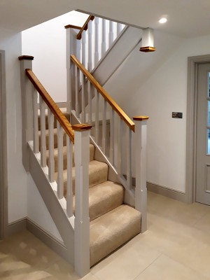 Pear Stairs - Hedgerows Staircase (729)
