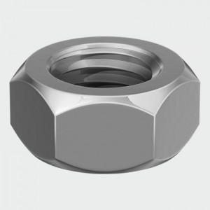 Hex Nut A2 S/Steel M12