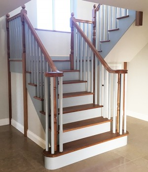 Pear Stairs - Highfield Staircase (668)