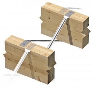 EXPAMET METALWORK - Herringbone Joist Struts