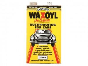 Waxoyl Rustproofing  HMMWAXOYLCL