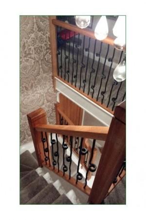 Pear Stairs - Holmedene Staircase (574)