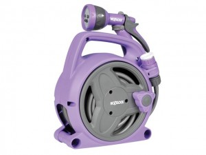 Seasons Pico 10m Reel & Spray Gun  HOZ2425PURP